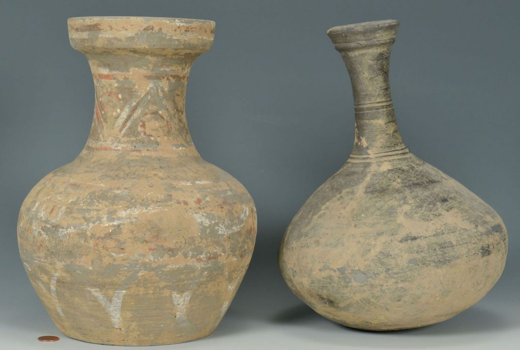 Old Chinese Wine Pottery
